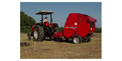 Hesston - Model MF 1734 - Round Balers