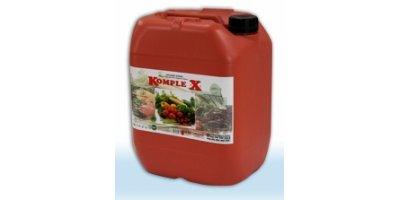 KOMPLE - Model 4x4 - Liquid Organic Fertilizer