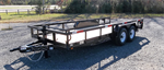 D & P - Model HM 60 Series - Utility Trailer