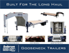 Andersen - Model G22 Series - Gooseneck Trailers - Brochure