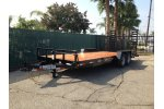 Model 10ET - 12ET - 14ET - HD Equipment Trailer