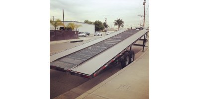 2 Car Wedge Trailer