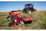 Case IH Axial-Flow - Model TD102 - Pull-Type Disc Mowers