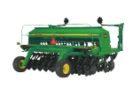 John Deere - Model 1590 Series - Box Drills