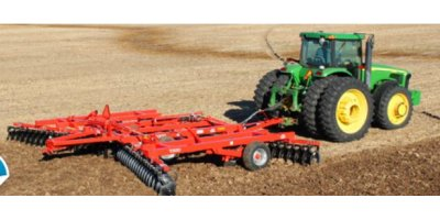 Kuhn Krause - Model TDH 7300-18R Series - Tandem Disc Harrow