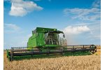 John Deere - Model T670 - Grain Harvesting - Combines