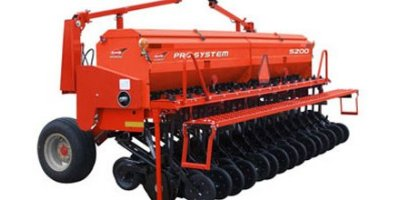Kuhn Krause - Mounted Mechanical Seed Drills