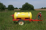 Model 200 Gallon - Trailer Sprayer