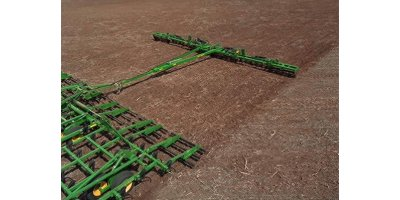Jhon Deere - Model 200 - Seedbed Finisher