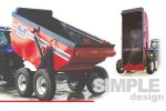 Hydraulic Dump Spreader
