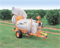 Jacto - Model Arbus 1500 - Diamond Trailed Airblast Sprayer