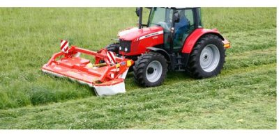 Kuhn - Front Mounted Disc Mowers