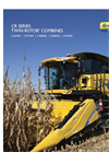 New Holland - CR Series - Combines Brochure