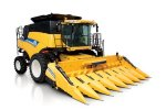New Holland Agriculture - Model CR Series - Twin Rotor Combines