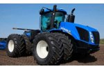 New Holland - Model TIER4A - 4WD Tractor