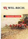 Wil-Rich - Model 2500 Series - Chisel Plow Brochure