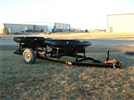 B&B - Model TDCST - Double Cone Trailer