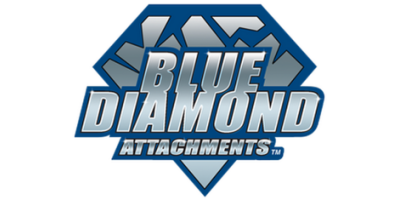 Blue Diamond - Mini Ex Brush Cutters - Mini Excavator Brush