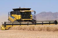 New Holland - Model CR6090 - Twin Rotor Combines