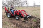 Mahindra - Model Max 25 4WD HST - Value-Packed Sub-Compact Tractor