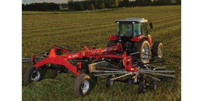 Massey Ferguson - Model 3900 Series - Wheel Rakes