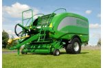 McHale - Model Fusion 3 - Integrated Baler Wrappers