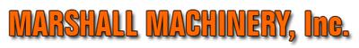 Marshall Machinery, Inc