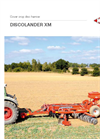 Tandem Disc Harrows- Brochure