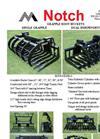 Notch - Model CTF - Tine Fork Bucket Brochure