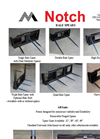 Notch - Industrial Dual Grapple Tine Fork Brochure