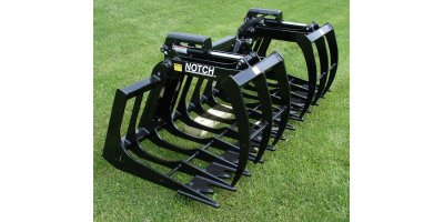 Notch - Compact Grapple Root Bucket