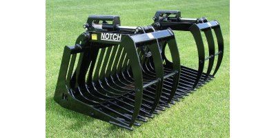 Notch - Model CRB - Grapple Rock Buckets