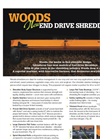 Woods - S12ED - Flail Shredders Brochure