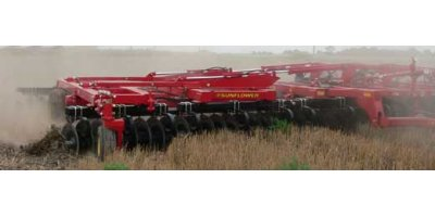 Sunflower - Model 1435 - Disc Harrows