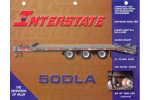 Model 50DLA - Tag-Along Trailers