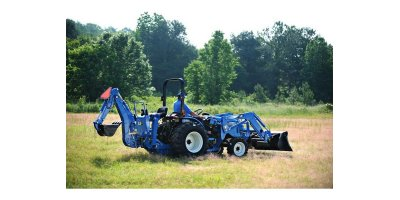 LS - Model G3033H - Compact Tractor