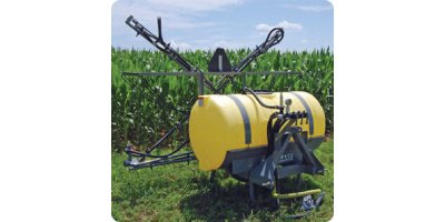 CropCare - Model 3PT200, 3PT300 - Mounted Sprayers