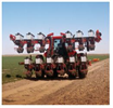 Case IH - Model 1230 - Mounted Stackerbar Planter