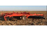 Kuhn Krause - Model TDH 7300-18R - Tandem Disc Harrow: Seed Bed Finishing