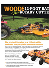 Rotary Cutters BW12 Series- Brochure
