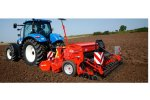 Kuhn - Model PREMIA 250 - Mounted Mechanical Seed Drills