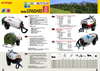 Model 600, 800, 1000, 1500 AND 2000 L. - Tank Volume Trailed Sprayer Brochure