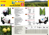 ECOLOGIC - Model 600, 800, 1000, 1500 AND 2000 L. - Tank Volume Trailed Sprayer Brochure