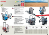 Model 300, 400, 500 AND 600 L. - Tank Volume Mounted Boom Sprayers Brochure