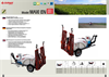 Model MAXI EN (P) - Tank Volume Trailed Boom Sprayers Brochure