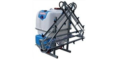 Model 300, 400, 500 AND 600 L. - Tank Volume Mounted Boom Sprayers