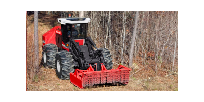 Prentice - Model 2764 - Site Prep Tractors for Forestry