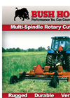 Bush Hog - 2008 Series - Multi-Spindle Rotary Cutters Brochure