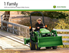 Sub Compact Utility Tractor- Brochure