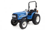 New Holland - Model Workmaster 35 - Compact Tractors